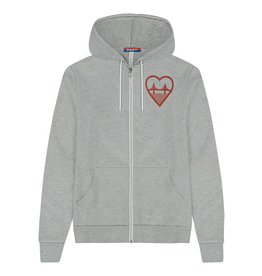 Culk I Heart SF Zip Up Hoodie