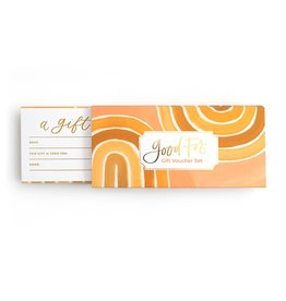 Good For: Arches Gift Voucher Set