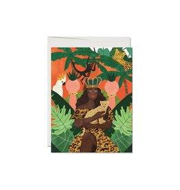 Queen of Life Card