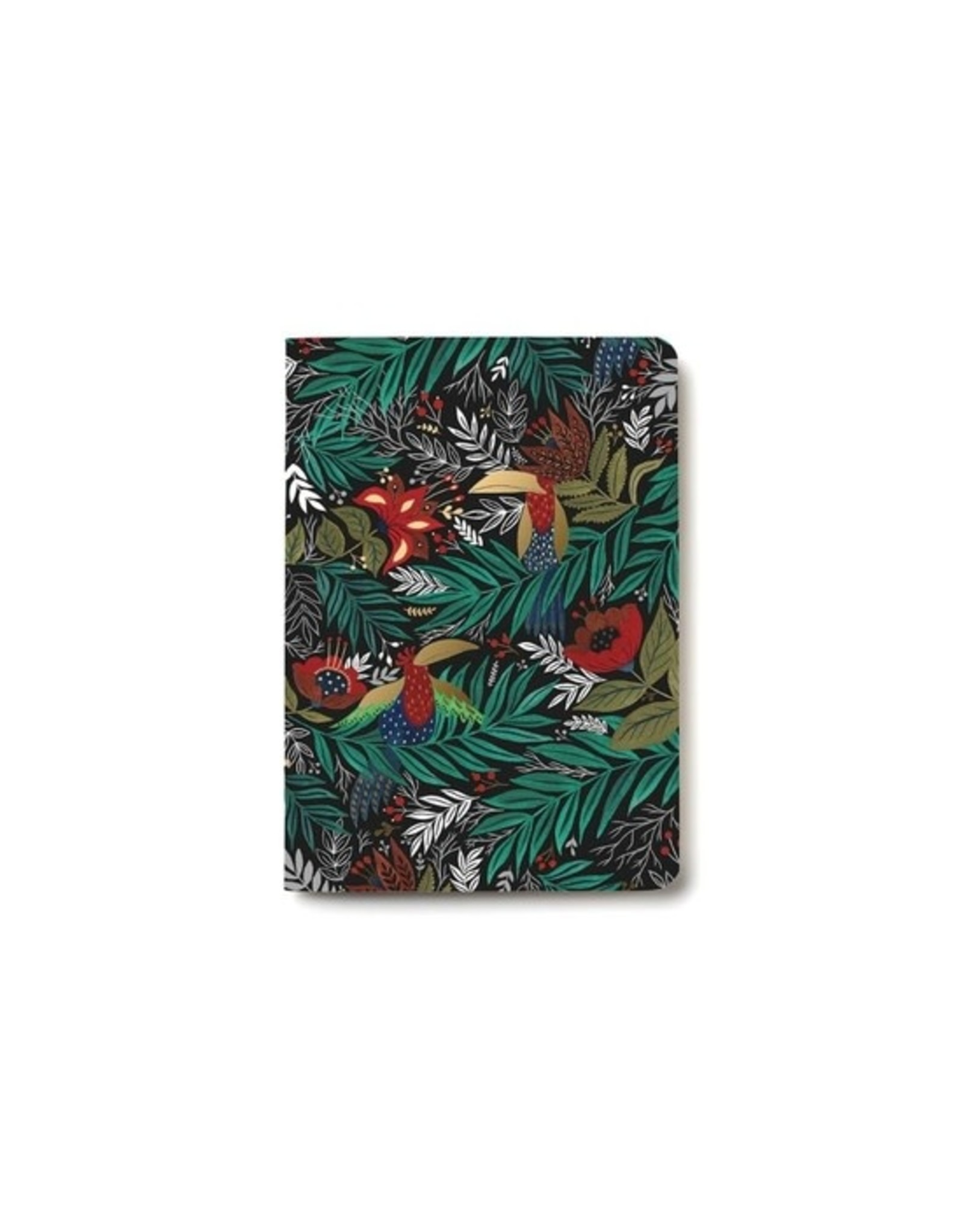 Parrots Notebook