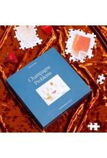 Piecework Puzzles Champagne Problems - 500 Piece Puzzle