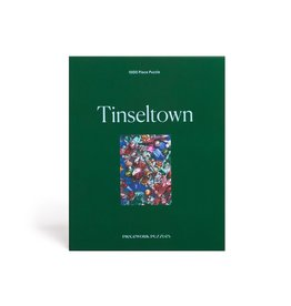 Piecework Puzzles Tinsel Town - 1000 Piece Puzzle