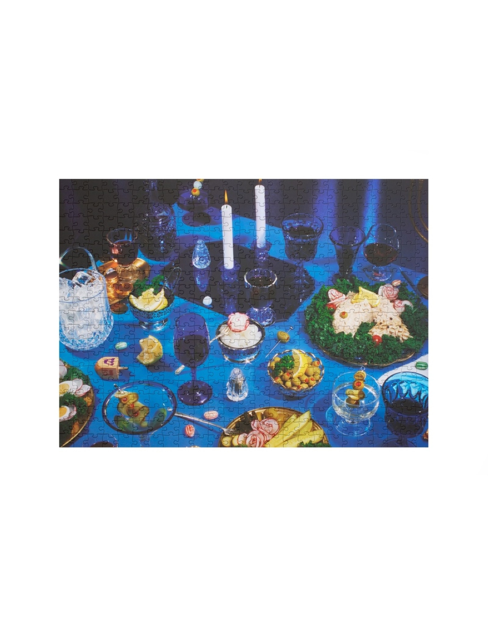 Piecework Puzzles Oy to the World - 500 Piece Puzzle