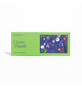 Piecework Puzzles Green Thumb - 100 Piece Puzzle