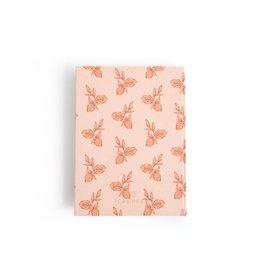 Strawberry Clothbound Notebook