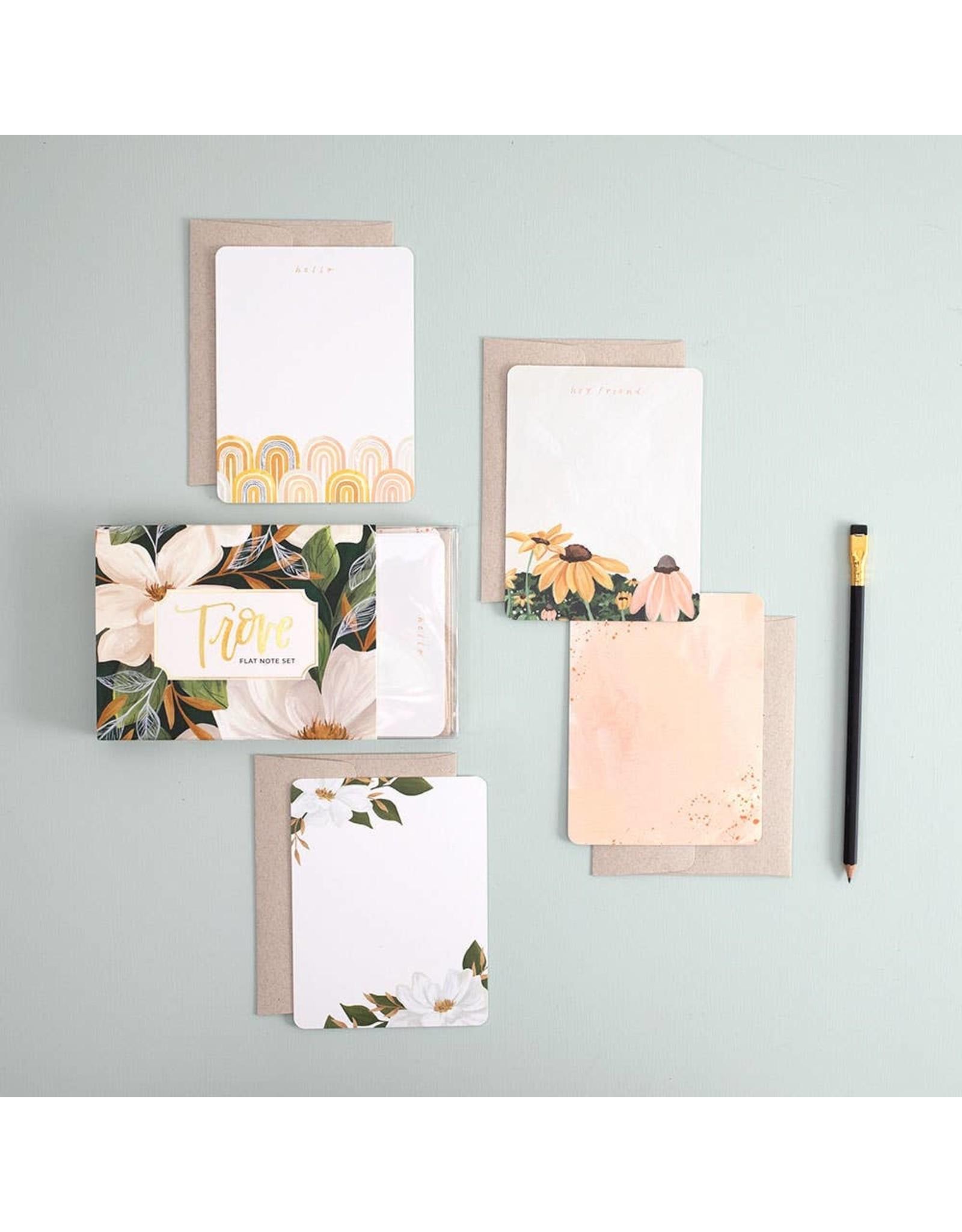 Trove Flat Note Set