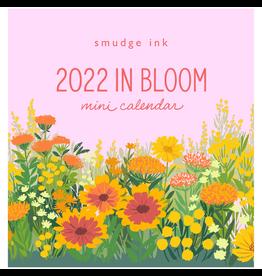 2022 In Bloom Mini Calendar
