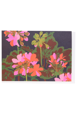 Geraniums Note Card - Box of 10