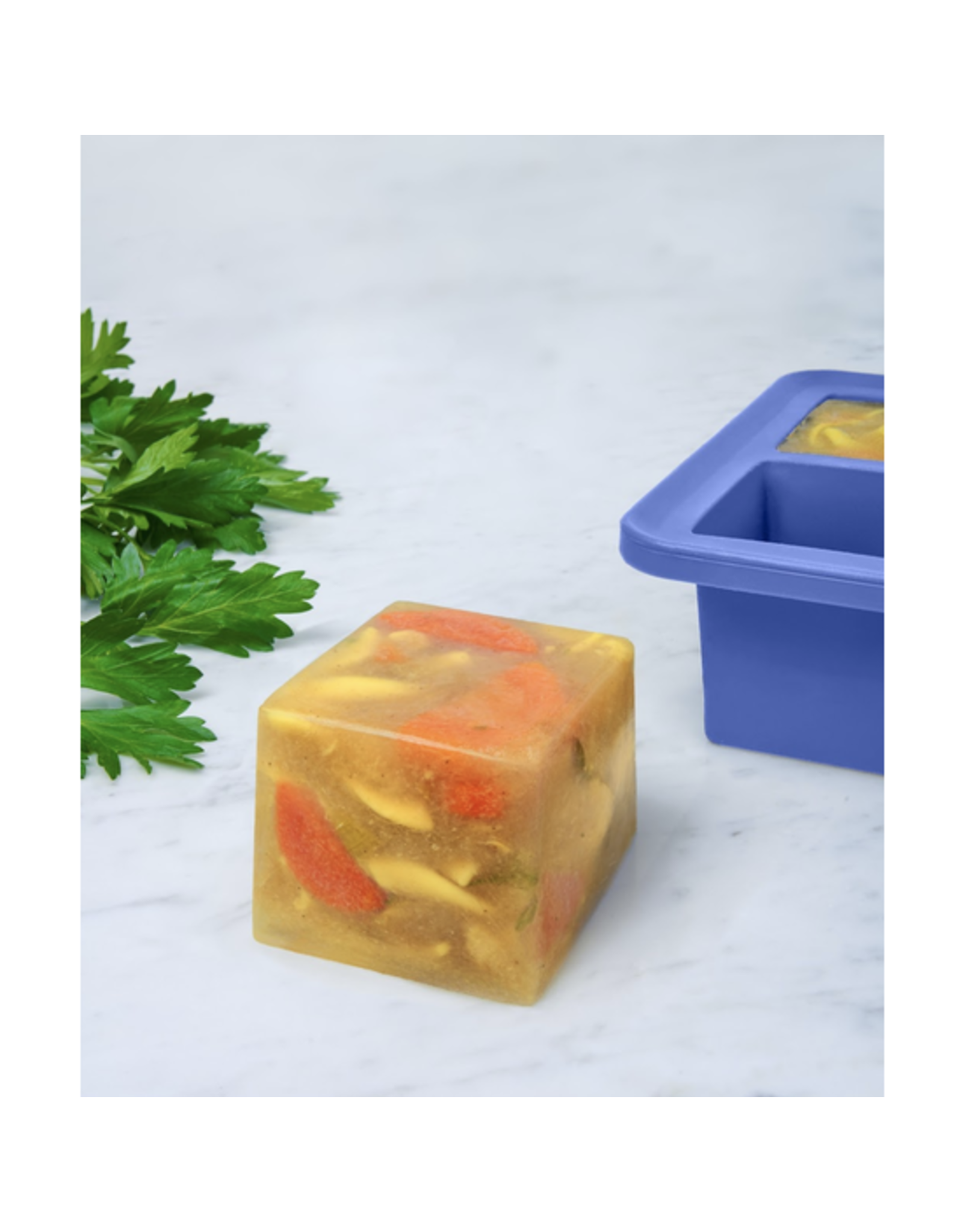Cup Cube Tray - Blue