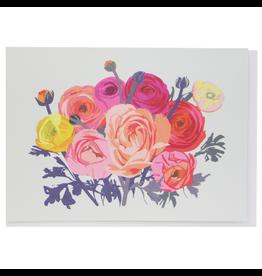 Ranunculus Note Card - Box of 10