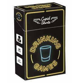 Hachette Cupid Stunt Cards - The Drinking Games Edition