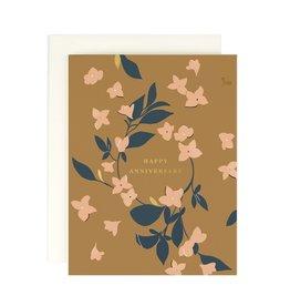 Amy Heitman Happy Anniversary Card