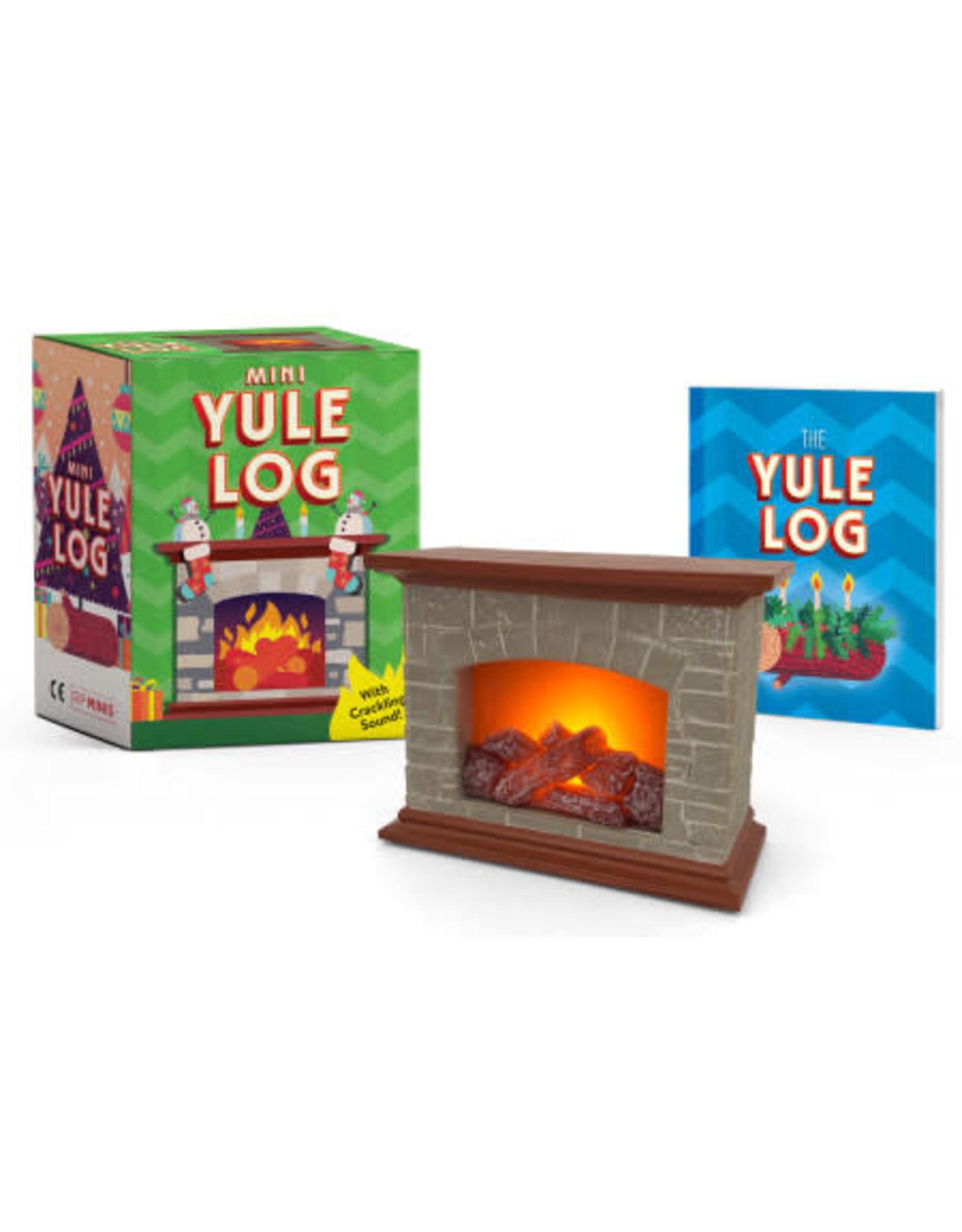 Hachette Mini Yule Log