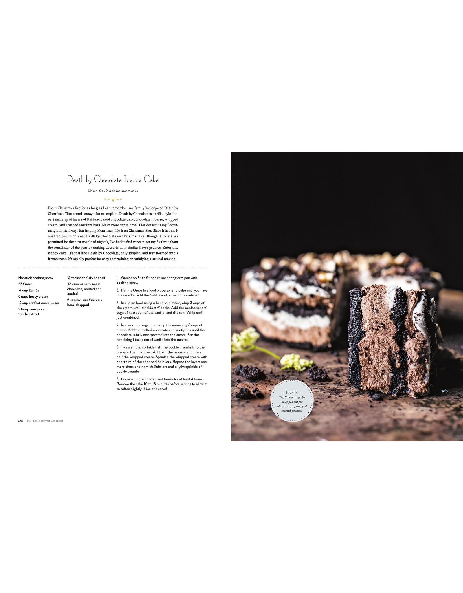 Half Baked Harvest Cookbook