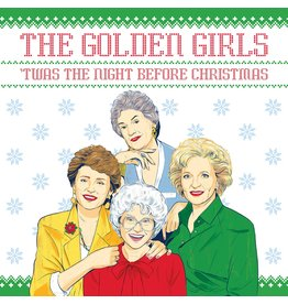 Golden Girls Night Before Xmas