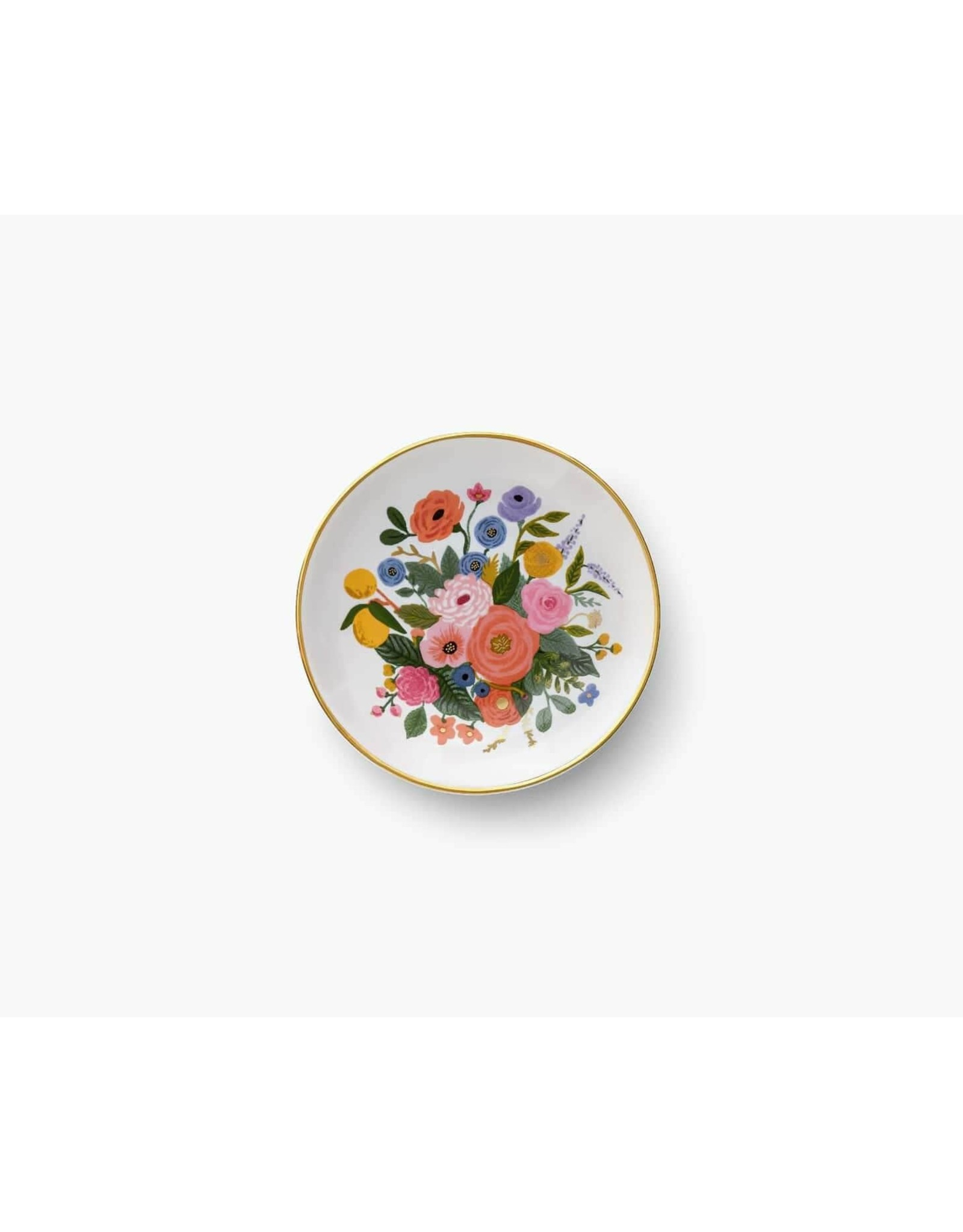 Rifle Paper Garden Party Bouquet Ring Dish
