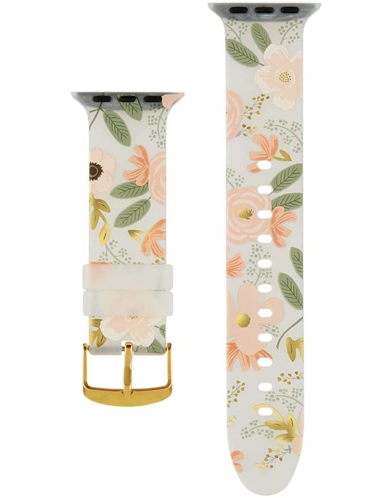 Rifle Paper Apple Watch Wild Flowers Band