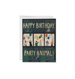 Animal House Card