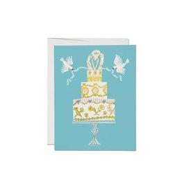 Love Cake Card