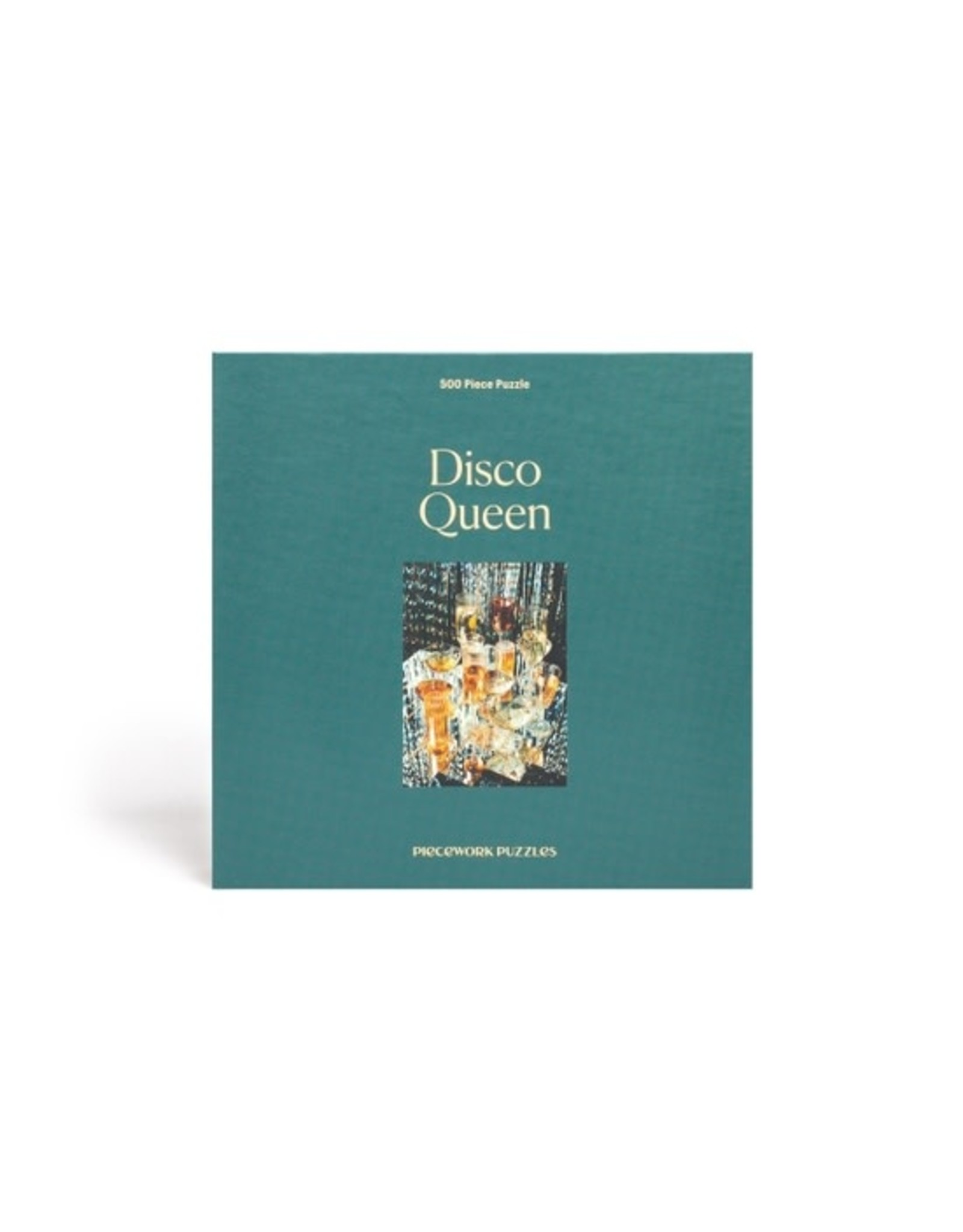 Piecework Puzzles Disco Queen - 500 Piece Puzzle