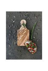 "Olive Wood Rustic Board 9"""