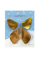 Magic Flying Butterfly - Metallic, Holiday Peace