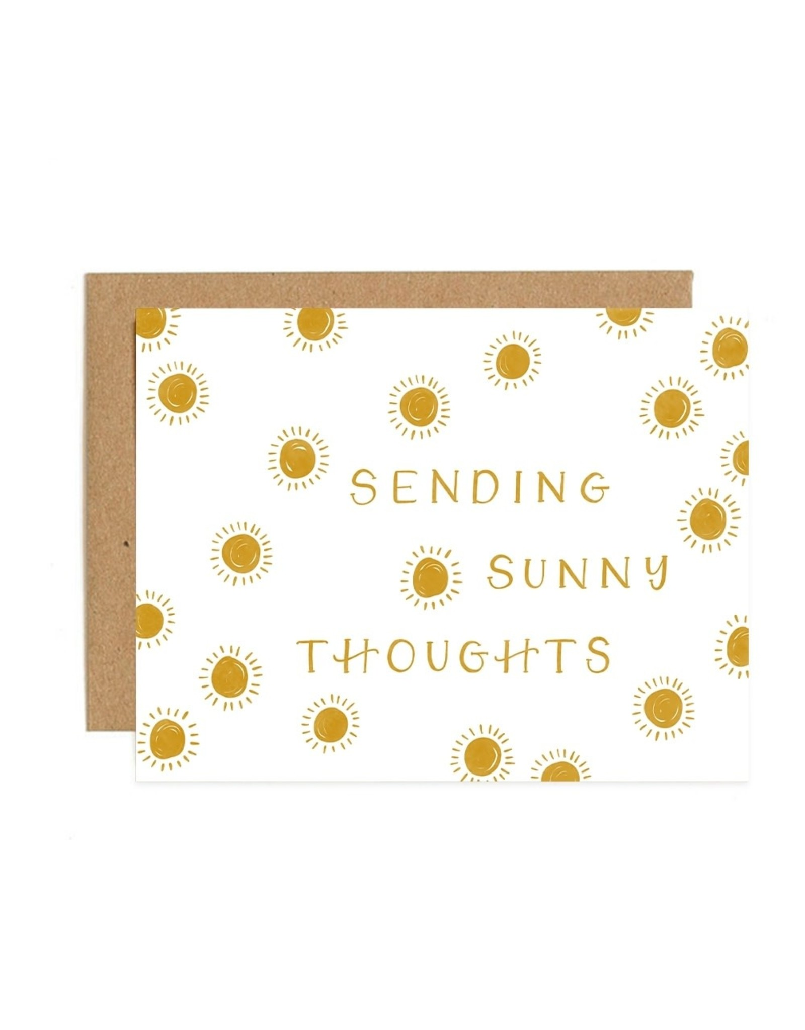 Sunny Thoughts Card