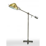JD CO MARINE BRASS SURGICAL LAMP
