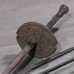 ATELIERS & CSD FENCING SWORD