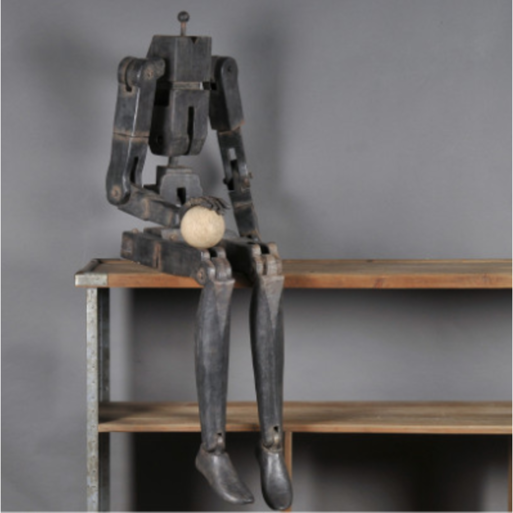 ATELIERS & CSD ARTICULATED DUMMY