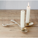 CHEHOMA CANDLE HOLDER 2 SPOONS