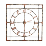 CHEHOMA BIG CLOCK METAL FRAME