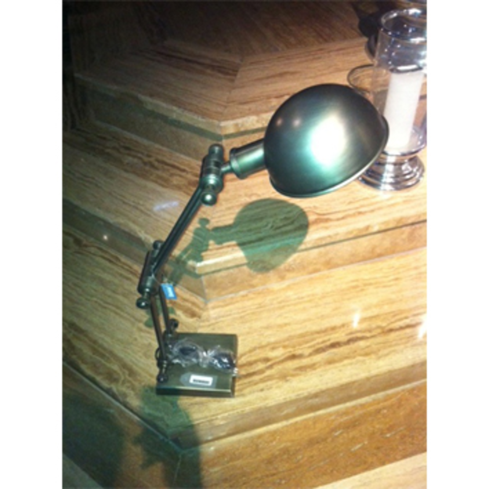 CHEHOMA  FOLDING TABLE TASK LAMP