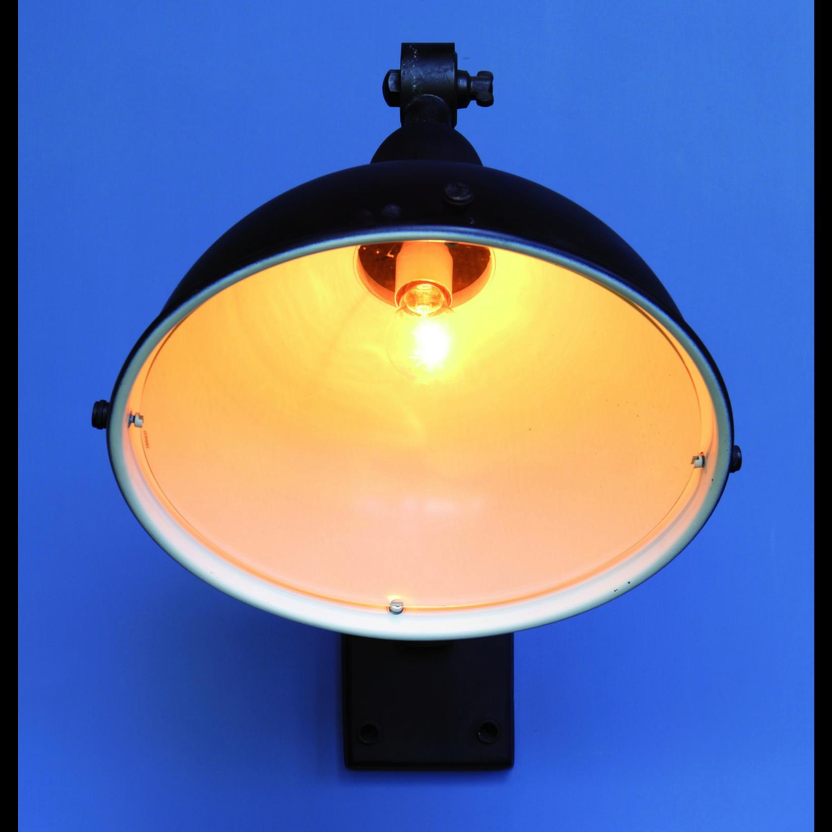 CHEHOMA WALL LAMP ANTIQUE BLACK FINISH