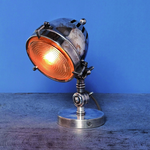 CHEHOMA LAMP  SILVRESTONE