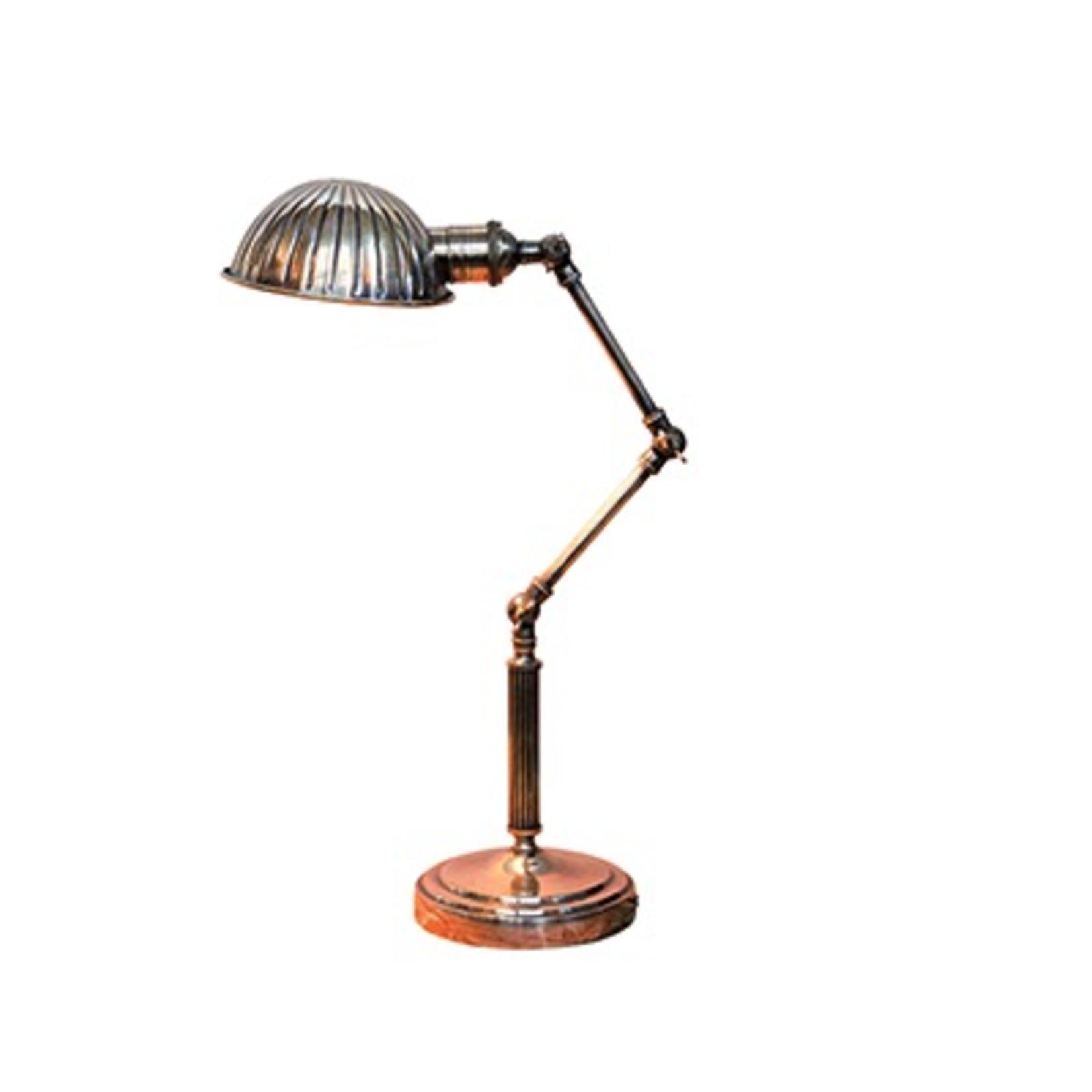 CHEHOMA LAMPBASE WITH SHELL SHADE