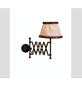 CHEHOMA WALL SCONCE BRONZE