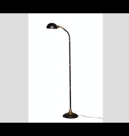 CHEHOMA LEATHER FLOOR LAMP