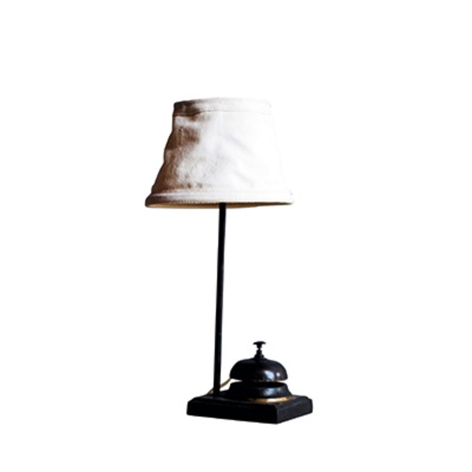 CHEHOMA BELL LAMP WITHOUT SHADE