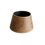 CHEHOMA Cylinder shade tobacco leather way (20)