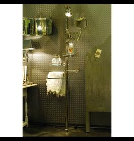 CHEHOMA bathroom orginize in nickle