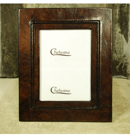 CHEHOMA Picture frame dark brown Small