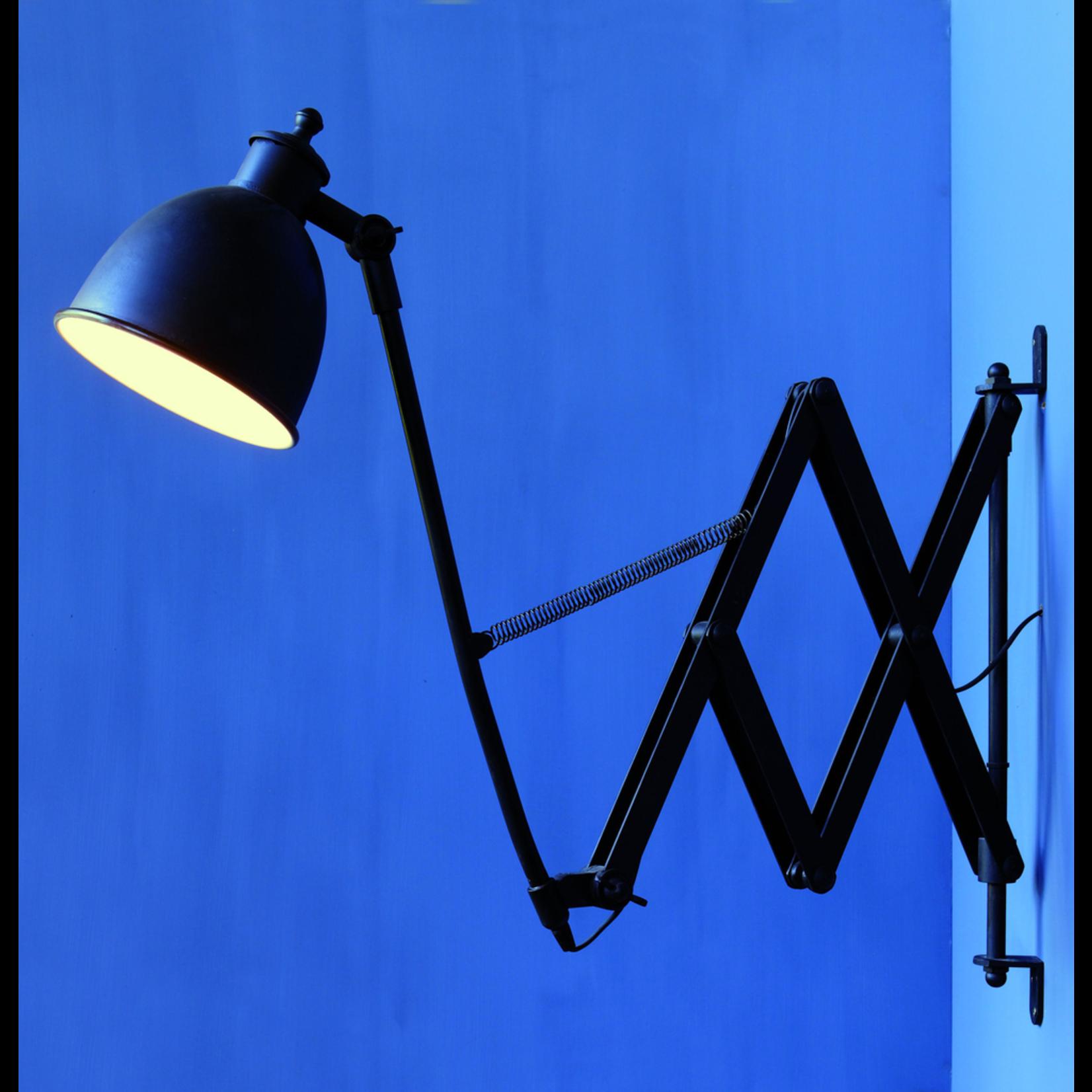 "CHEHOMA WALL LAMP """" BLACK EDITION""""ANT.BLACK FINISH"