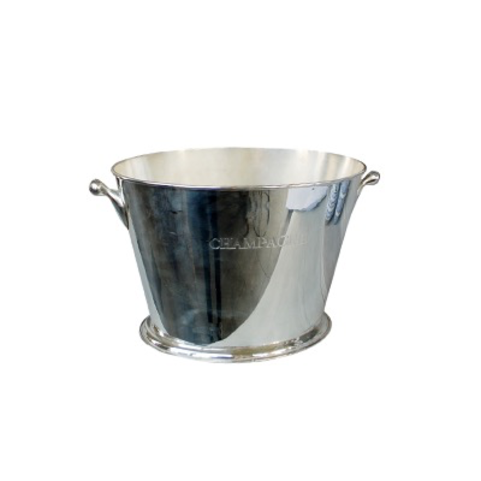 CHEHOMA CHAMPAGNE COOLER SILVER