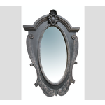 CHEHOMA Oval mirror 'Grimm'