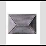 CHEHOMA Letter holder 'Enveloppe' in metal