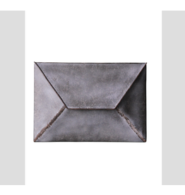 CHEHOMA Letter holder 'Enveloppe' in metal