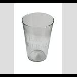 CHEHOMA Drinking glass 'Eau minérale'