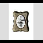 CHEHOMA Rect. photo-frame point motive resina