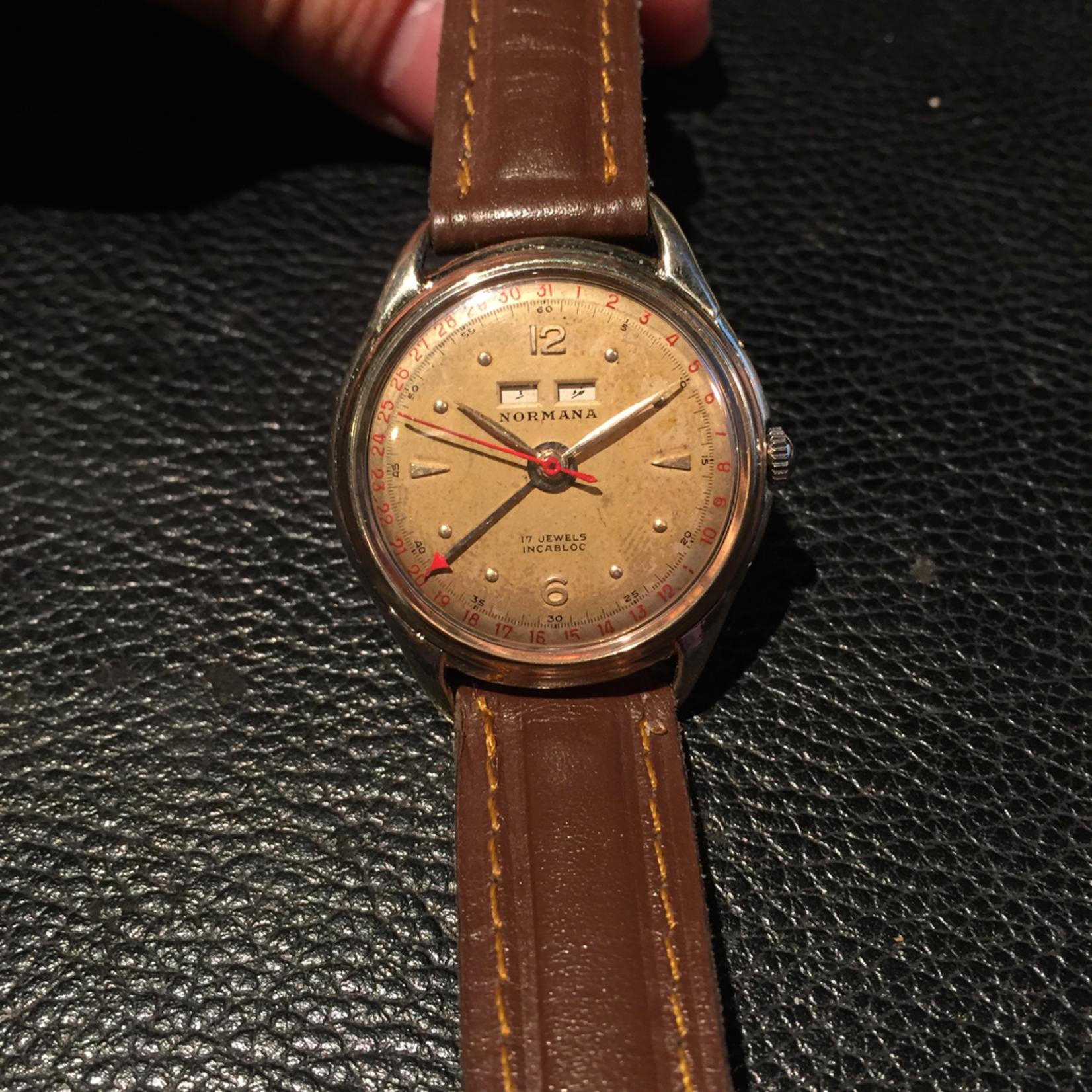 TAJHOME Vintage Watch  NORMANA